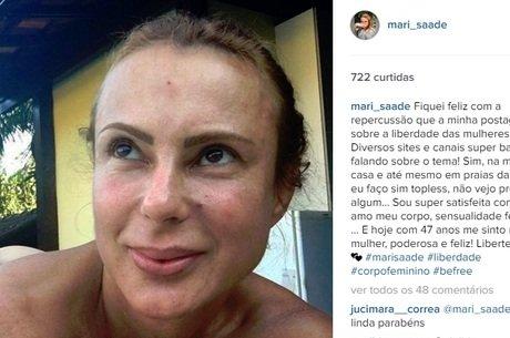 Mulheres pelada na web
